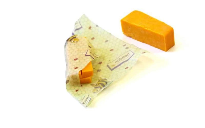beeskin size s to wrap cubes of cheese